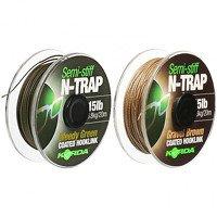 Korda N-Trap Semi Stiff Silt 20lb - 20m