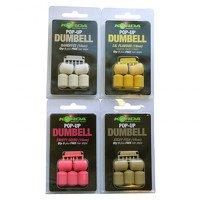 Korda Pop-Up Dumbell - Banoffee (8mm)
