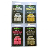 Korda Pop-Up Dumbell - Fishy Fish (16mm)...