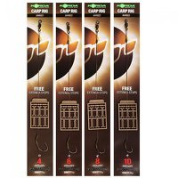 Korda Size 4 Barbless Dark Matter Rigs -...