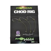 Korda Size 4 Long Barbless Chod Rig - 25...