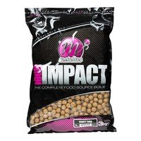 Mainline High Impact Boilies 15mm - Fruity Tuna 1kg