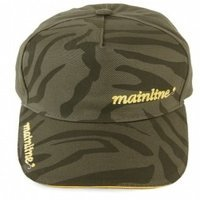 Mainline Camo Olive Green Base Ball Cap (M22019)