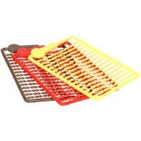 Guru Micro Hair Stops - Red, Brown & Yellow