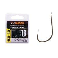 Middy 63-13 Finesse Carp Spade Hook - Size 16