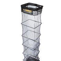 Middy Baggin Machine Silverfish Fast-Dry Keepnet 9ft