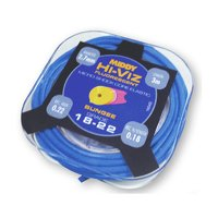 Middy Hi-Viz Shockcore Hollow Elastic Grade 18-22 - Blue (1604)