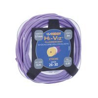 Middy Hi-Viz Shockcore Hollow Elastic Grade 26-30 - Purple