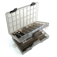 Middy Multi Compartment Carp Tackle Box