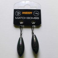Middy Pear Match Bombs - 1/2oz 2pc