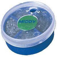 Middy Soft Hinge Shot Dispenser - 4 Way