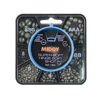 Middy Soft Hinge Shot Dispenser - 7 Way