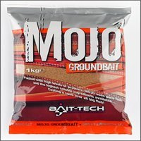 Bait Tech Mojo Ground Bait Mix x 1kg Bag