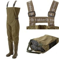 Trakker N2 Chest Waders Size 10