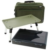 NGT Two Tier Carp Case System