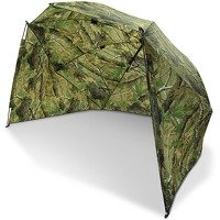 NGT Camo Brolly 50