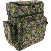 NGT XPR Multi-Compartment Rucksack Camo