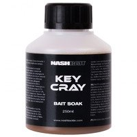 Nash Key Cray Liquid Bait Soak 250ml