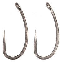 Nash Pinpoint Fang-X Barbless Hook Size 8