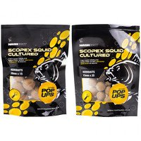 Nash Scopex Squid Cultured Hookbaits - 1...