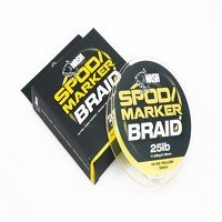 Nash Spod & Marker Braid Hi Viz Yellow (...