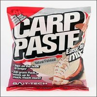 Natural Fishmeal Carp Paste x 500g Bag