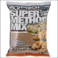 Bait Tech Natural Super Method Mix x 1kg...