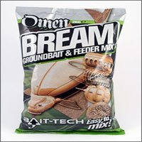 Bait Tech Omen Groundbait Mix x 2kg Bag