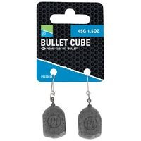 Preston Innovations Bullet Cube Leads - 45g