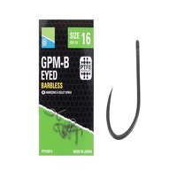 Preston Innovations GPM-B Eyed Size 12