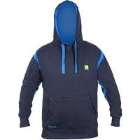 Preston Innovations Navy Pullover Hoodie - Large