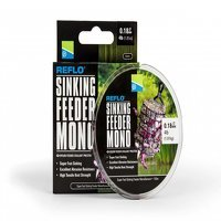 Preston Innovations Reflo Sinking Feeder Mono - 0.16mm