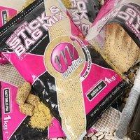 Mainline Pro-Active Stick & Bag Mix - Crushed Hemp