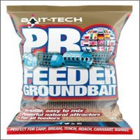 Pro Feeder Dark Groundbait x 1kg Bag