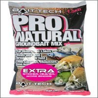 Bait Tech Pro Natural Extra Groundbait x...
