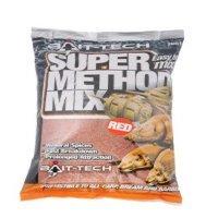 Bait Tech Red Super Method Mix x 2kg Bag