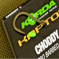 Size 6 Weed Barbless Choddy Kaptor Hook CKAP57