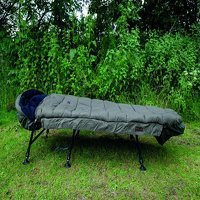 Skills All Seasons Sleeping Bag Dark Green