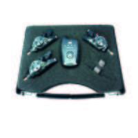 Skills Digid Wireless Bite Alarm Set (3 + 1)