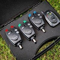 Skills Optic Wireless Bite Alarm Set (3 ...