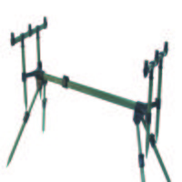Skills Rod Pod Adjustable - Olive Green