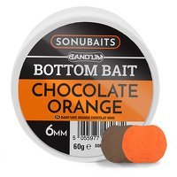 Sonubaits 6mm Chocolate Orange Bottom Bait