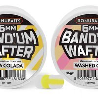 Sonubaits 8mm Bandum Wafters - Chocolate Orange