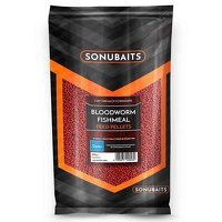 Sonubaits Bloodworm Fishmeal Feed Pellet...