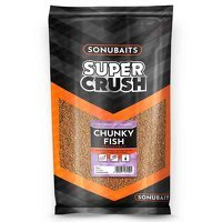 Sonubaits Chunky Fish Groundbait - 2kg