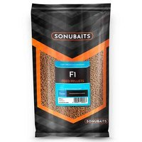 Sonubaits F1 Feed Pellets - 2mm (900g)