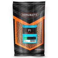 Sonubaits F1 Feed Pellets - 4mm (900g)