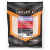 Sonubaits Fibre Paste - Bloodworm Fishmeal (500g)