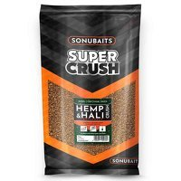 Sonubaits Hemp & Hali Crush Groundbait - 2kg