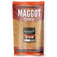 Sonubaits Maggot Fishmeal Groundbait - 2kg